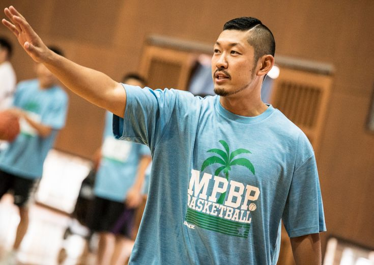 震災復興とバスケットボールに100%の力で挑み続けた小林慎太郎(熊本ヴォルターズ)「昇格よりも日本一になりたい」
