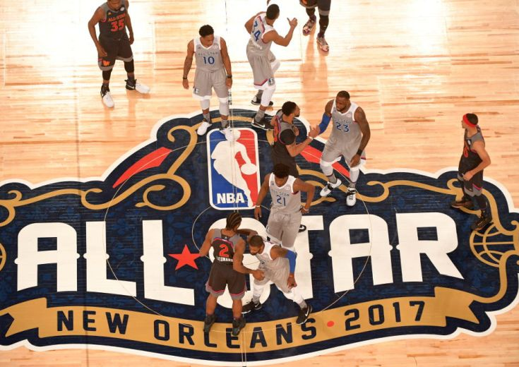 NBAがオールスターゲームに新企画『ドラフト制』の導入を発表、チーム・レブロンvsチーム・デュラントで何が実現する?