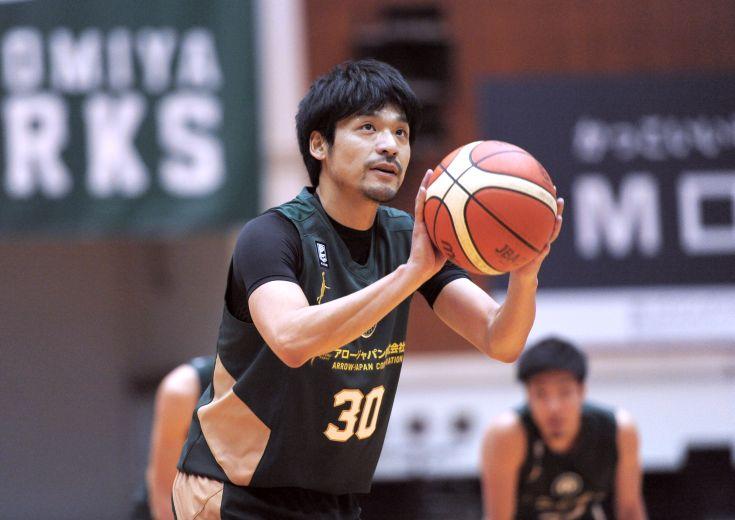 リーグきってのシューター岡田優、経験を生かし西宮ストークスに『新風』を吹かす
