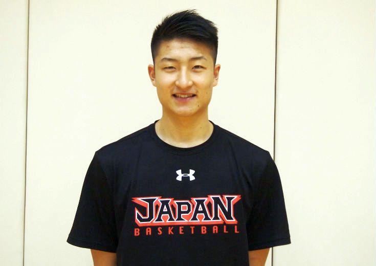 [CLOSE UP]水野幹太(福島ファイヤーボンズ)特別指定選手として大暴れする現役高校生「信頼を得て世界大会に出たい」