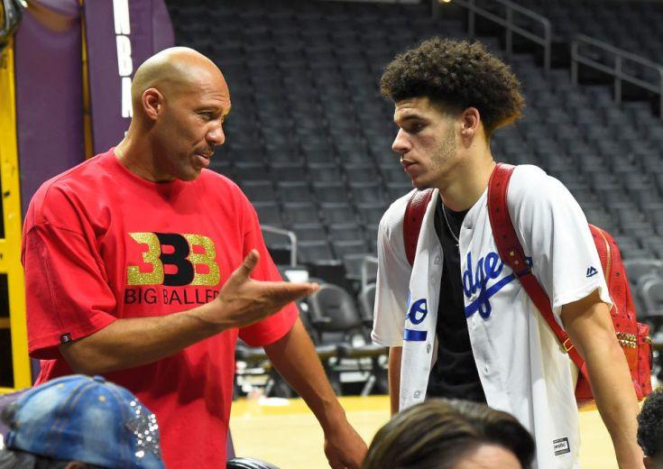 息子ロンゾを標的にする『NBAの先輩たち』に苦言を呈すラバー・ボール「そんなことをしていたら負ける」