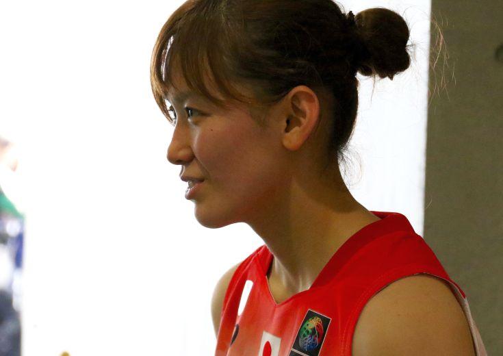 アジアカップに臨む日本代表への定着に強い決意を持つ『遅咲き』の新戦力、水島沙紀「結果を残さないと意味がない」