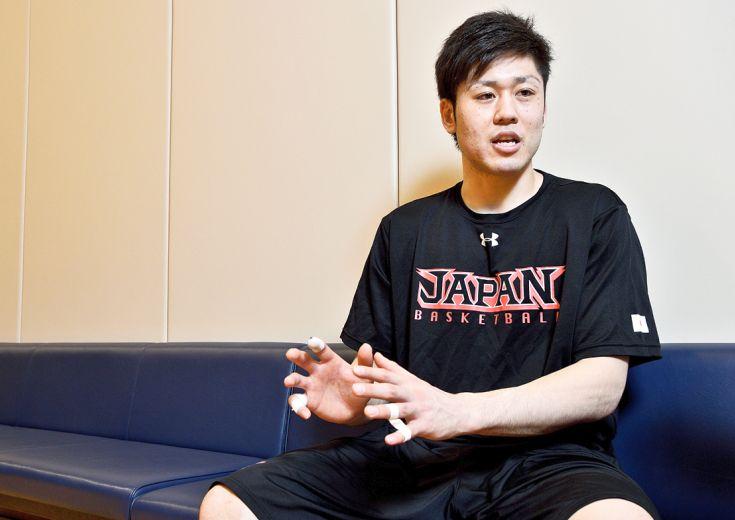 田口成浩が語るバスケ部時代vol.2「結果を出して相手を黙らせてきた」