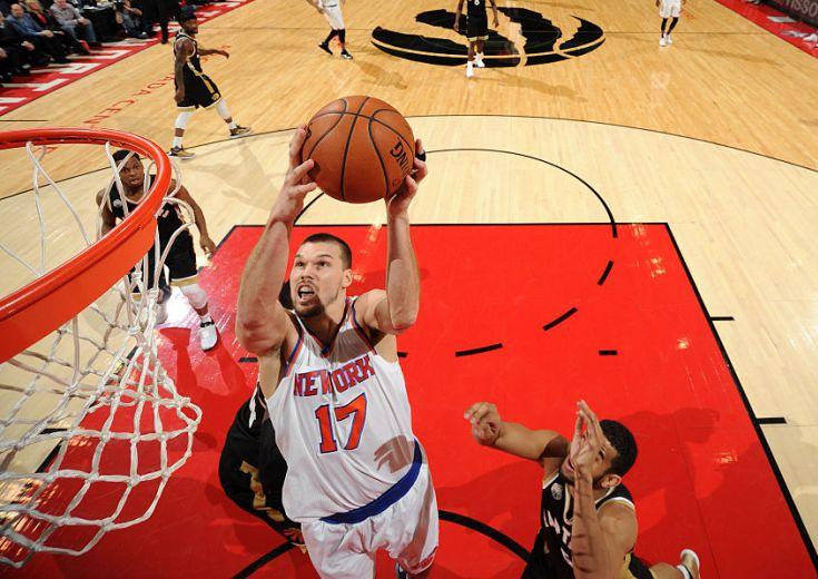 川崎ブレイブサンダースが4番ポジションをテコ入れ、NBAの多くのチームを渡り歩いたルー・アマンドソンを獲得