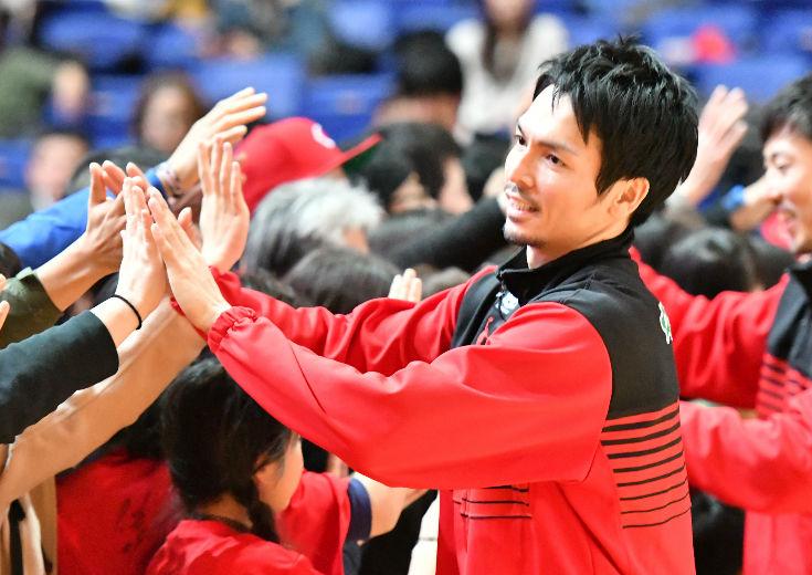 富山グラウジーズのエース城宝匡史が新潟アルビレックスBBへ、弱点だった日本人選手の得点力不足解消の決定打に