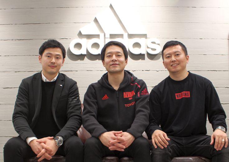ADIDAS×アルバルク東京×NATIONS、新しいバスケット観戦体験を目指して連携!