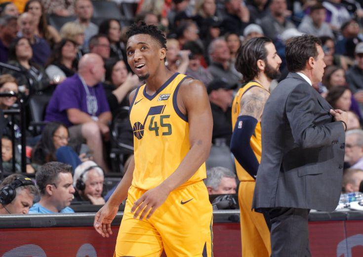 ジャズのドノバン・ミッチェル、NBA新人3ポイントシュート記録更新ペースを維持