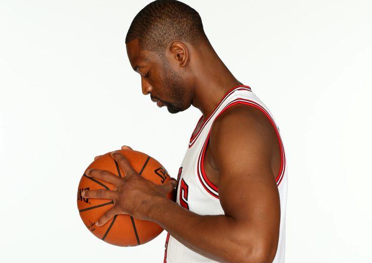 ドウェイン・ウェイド「シカゴに戻ったのはバスケットボール以上のことを成すため」