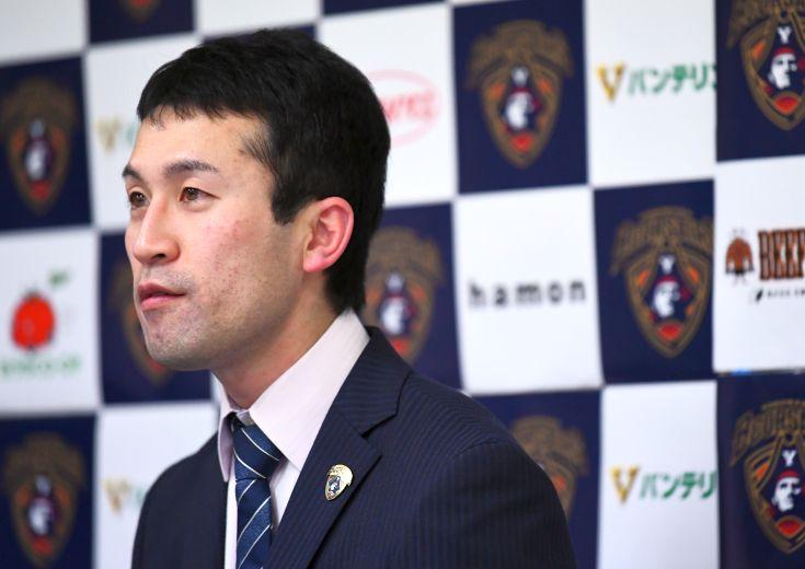 横浜ビー・コルセアーズの舵を取る尺野将太(前編)「僕個人が良い経験をする場、勉強をする場ではない」