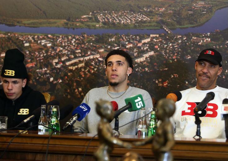 リアンジェロ&ラメロのボール兄弟にロシアの強豪から獲得オファーが届く?