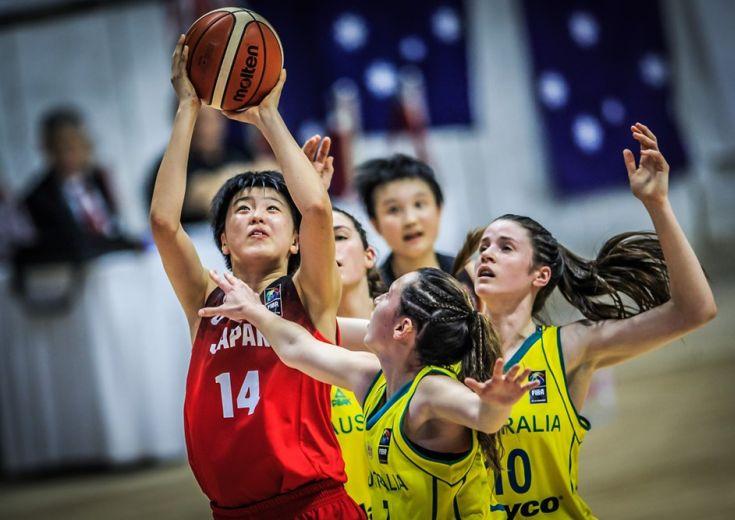 U16アジア選手権決勝、オーストラリアの術中にはまり重い展開を強いられた日本、『走るバスケ』を封じられ1点差の惜敗