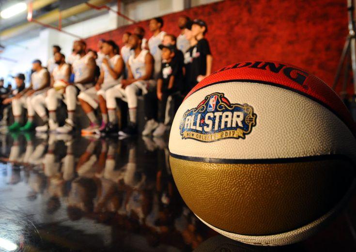 NBAオールスターのスターター10選手を発表、レブロンとカリーがキャプテンに
