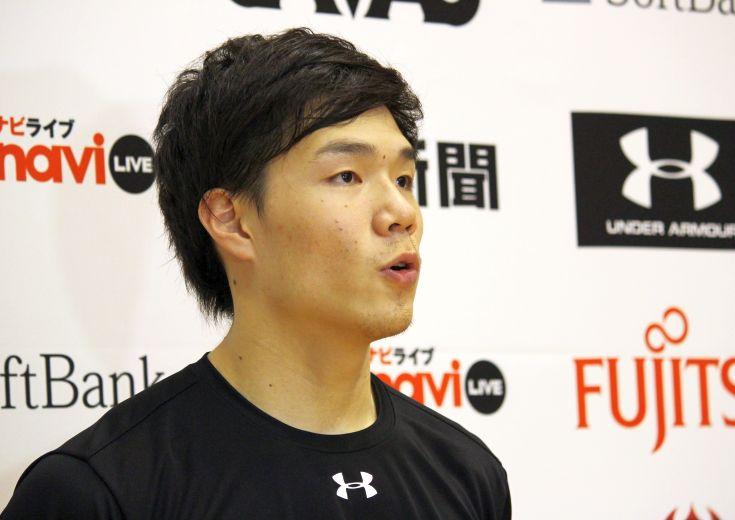 東アジア選手権は今日開幕! 次世代のエースを目指す馬場雄大、ディフェンスにリバウンドに得点にとフル回転の活躍を誓う