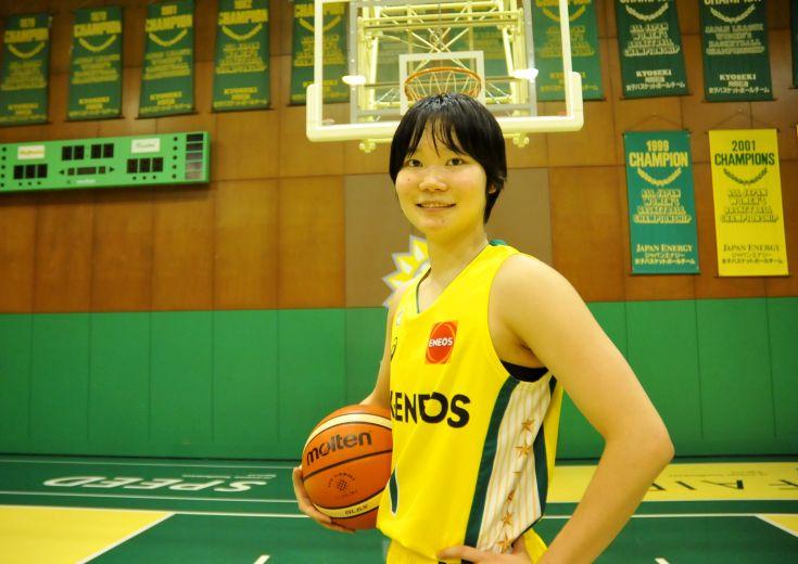藤岡麻菜美が語るバスケ部時代vol.1「バスケのために、声なんか一切出さず淡々とプレーしていた自分を変えた」
