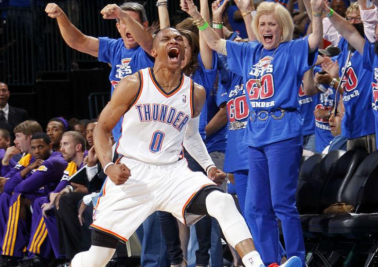 NBA開幕カウントダウン サンダー~ウェストブルックという『絶対的な存在』を擁する強みをどれだけ生かせるか