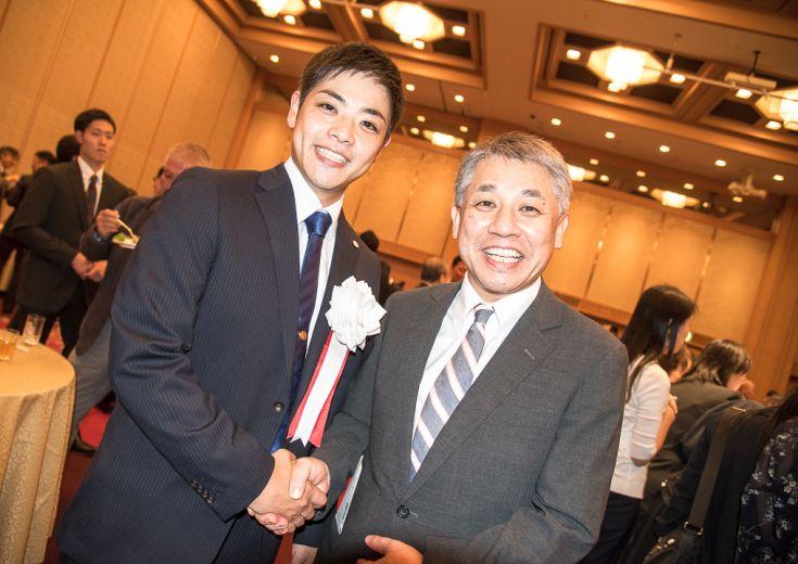 えひめ国体での必勝を誓う高校バスケ界の『ドリームチーム』福岡県代表を率いる井手口孝&片峯聡太「強さを見せ付けます」