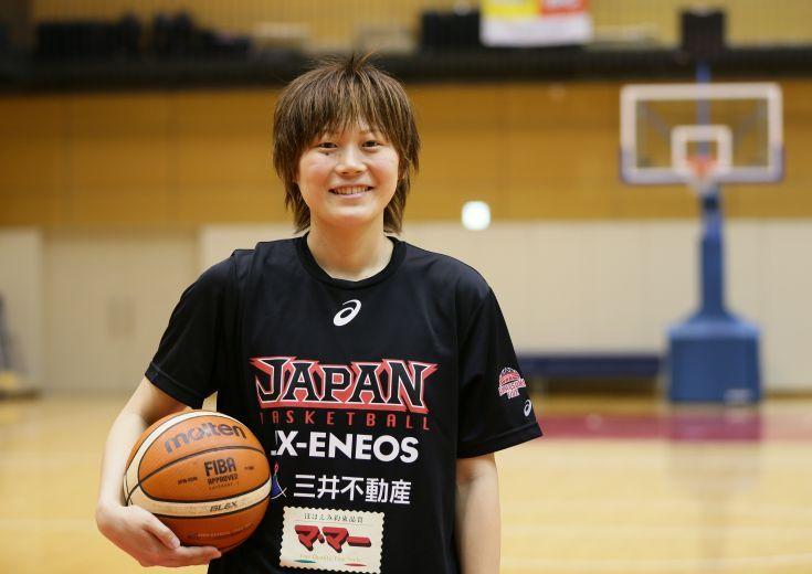 髙田真希が語るバスケ部時代vol.1「男勝りだった幼少期、空手経験もプラスに」