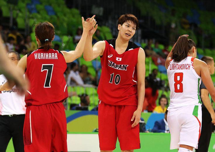 女子バスケ日本代表、今こそ歴史を塗り変える『チャレンジ』の時