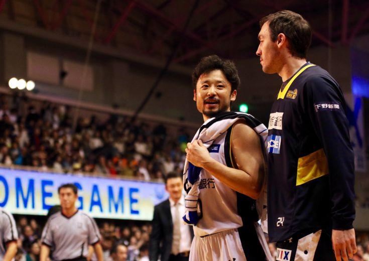 [CLOSE UP]田臥勇太(栃木ブレックス)「楽しみにしていた」沖縄初登場でシーズンハイの活躍、バスケ王国を唸らせる