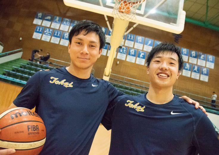 津屋一球&西田優大、東海大復権に意気込む主軸「優勝しなきゃ、より優勝したい」