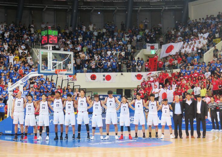 激戦の中で真の『日本一丸』となったバスケ日本代表、『世界』への一歩を踏み出す