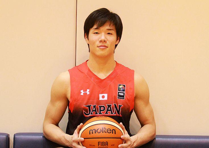 [CLOSE UP]馬場雄大(筑波大)大学No.1プレーヤーは『東京五輪とNBA』を目指してワークアウトの日々を過ごす
