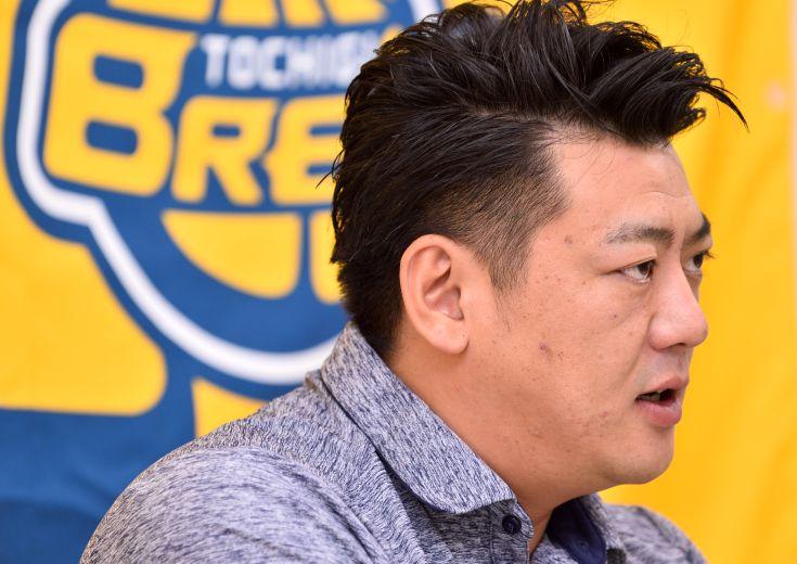 栃木ブレックス 鎌田眞吾代表が語る2017年夏のチーム作り(前編)「やはり『ブレックスらしさ』がポイントになります」