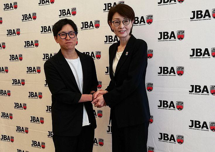 JBAアンバサダー就任の大神雄子「バスケはまだやれる、もっと盛り上げられる」