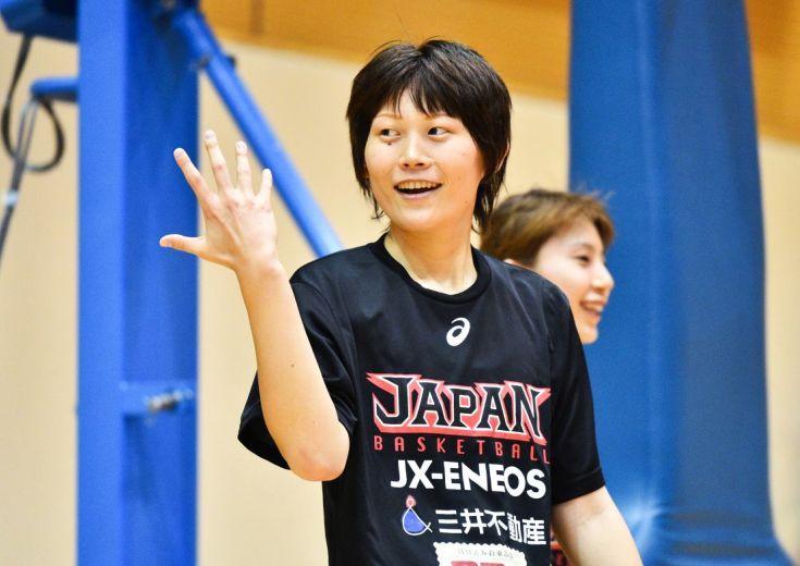 髙田真希が語るバスケ部時代vol.2「できてもできなくても、続けるしかない」