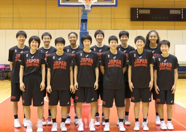 U16女子日本代表、好成績を続ける『お姉さんチーム』に続きアジアの頂点を目指す