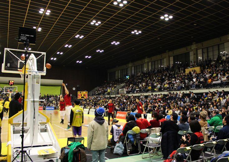 『渋谷ダービー』初戦で観客4377人! サンロッカーズ渋谷は最強の立地を武器に『バスケ初心者』の取り込みに注力