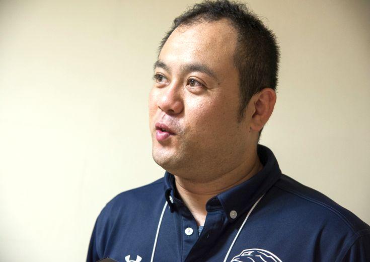 [インターハイ2017・プレビュー]延岡学園(宮崎)内村昌弘監督「オフショットの部分がウチのチームを表している」