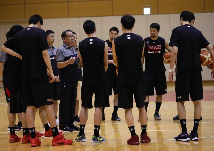 指揮官が語る、男子日本代表メンバー12名の役割とそれぞれへの期待