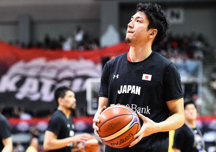 日本バスケの歴史を変えるアップセット、比江島慎「未来につながる1勝だった」