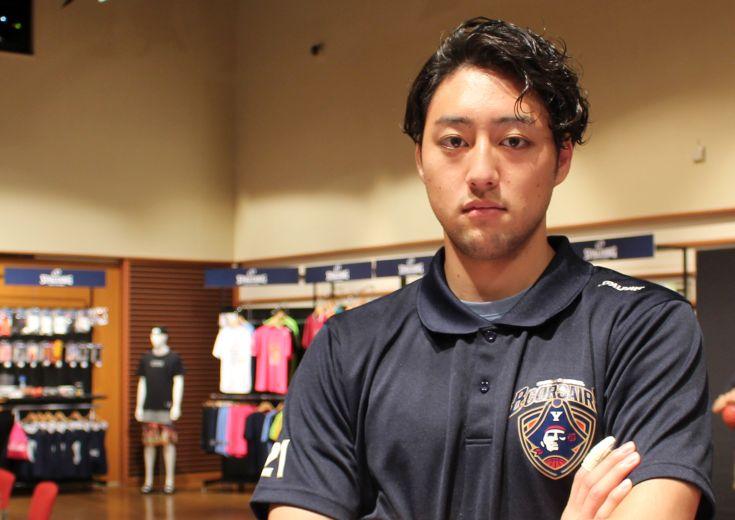 出直しのルーキーシーズン、横浜ビー・コルセアーズの『海賊色』に染まった満田丈太郎は「試合で結果を出す」と飛躍を誓う