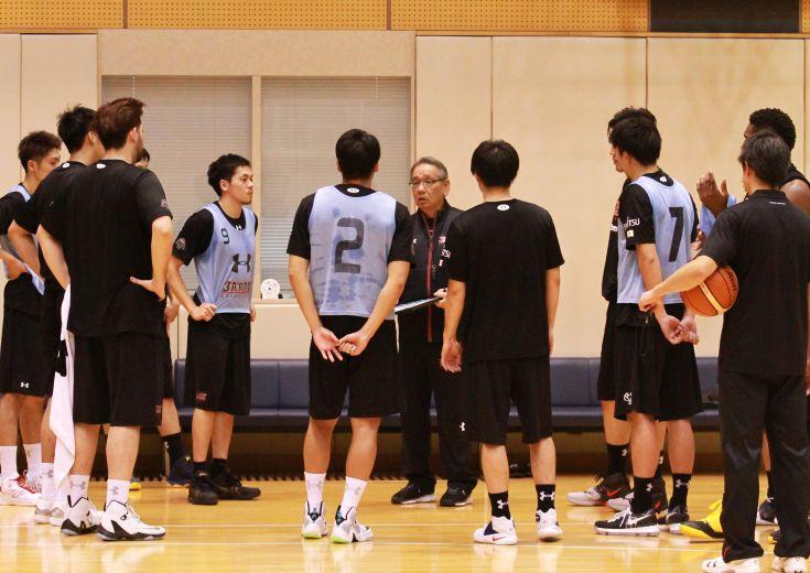 東京五輪を視野に──バスケットボール男子日本代表の『世界に追い付くため』の挑戦