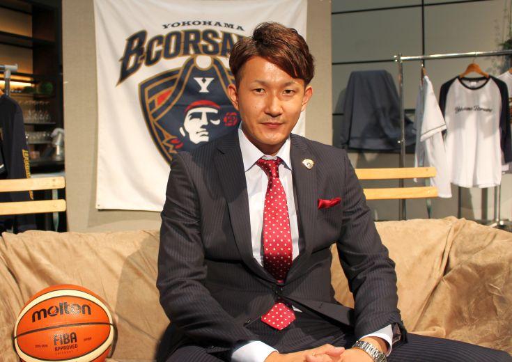 横浜ビー・コルセアーズで迎える2年目のシーズン開幕はまだ先、バスケットボールから離れて『爪を研ぐ』川村卓也