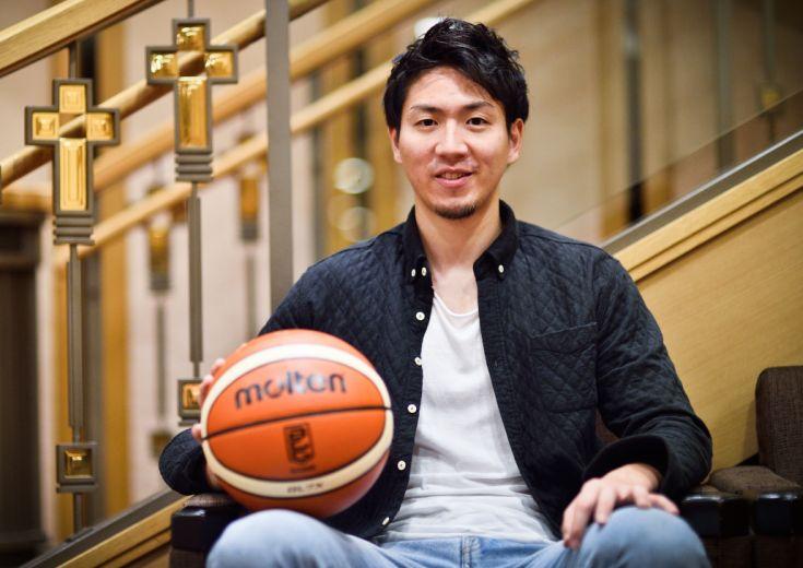 比江島慎が語るバスケ部時代vol.1「勝たなければいけないプレッシャーを背負ってのバスケットボール」