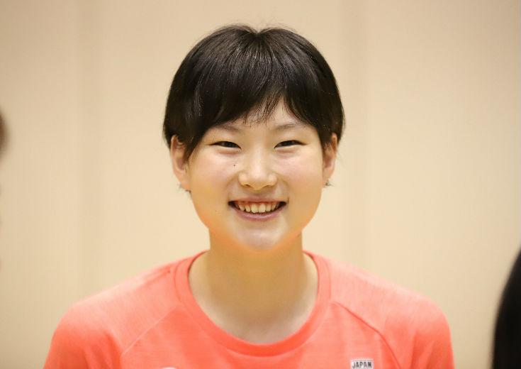 日本代表候補に初選出された現役高校生、奥山理々嘉「オリンピックで活躍したい」