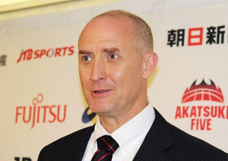 アジアを制した女子日本代表を指揮するトム・ホーバス、最終的な目標に「オリンピックの金メダル」を設定