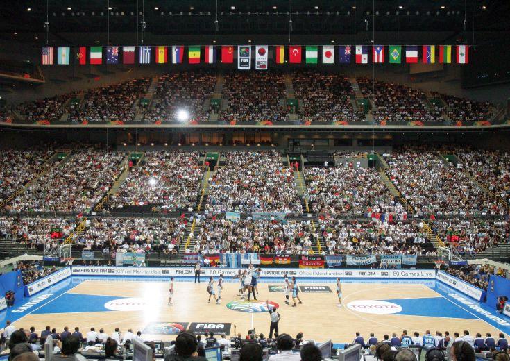 天皇杯&皇后杯は、東京オリンピックの舞台である『さいたまスーパーアリーナ』をホームにするための前哨戦だ!