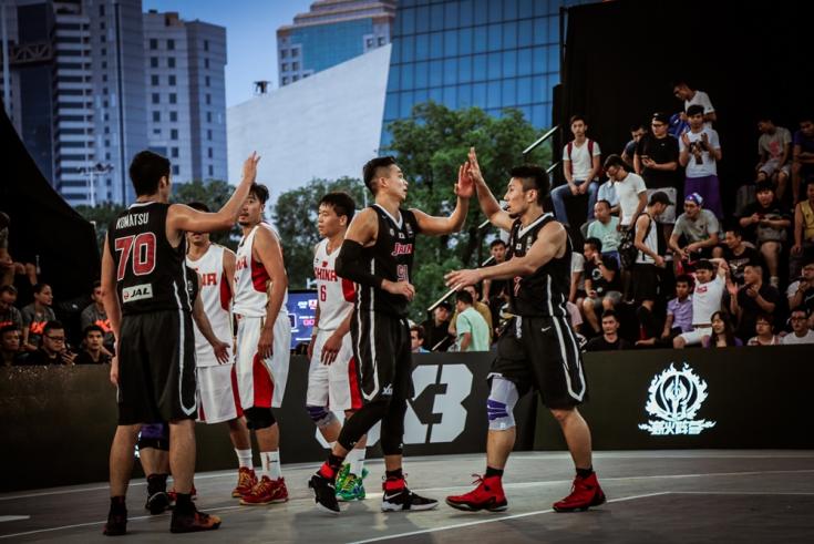 【生中継あり】『FIBA 3x3 World Championships』を戦う男子日本代表、決勝ラウンド進出を懸けて今日アメリカ、オランダと対戦