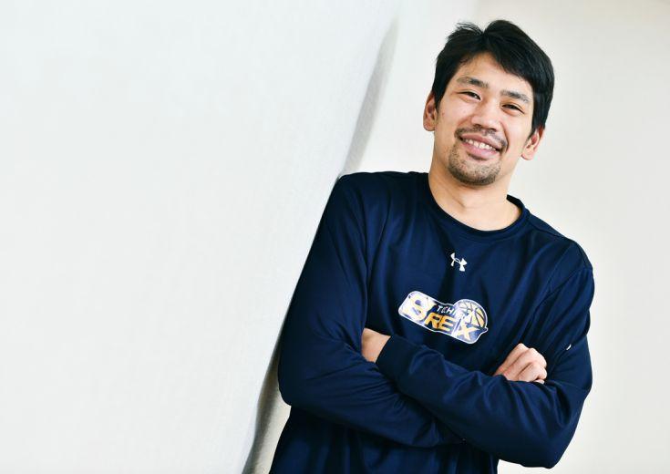 古川孝敏が語るバスケ部時代vol.3「強いだけでなく良いチームでやりたい」