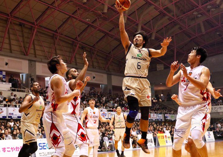 [CLOSE UP]金城茂之(琉球ゴールデンキングス)進化し続ける琉球のバスケットを何気ないプレーで支えるベテラン