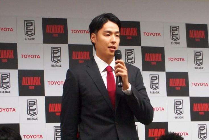 アルバルク東京を引っ張る竹内譲次「これまでのキャリアの中で一番開幕が楽しみ」