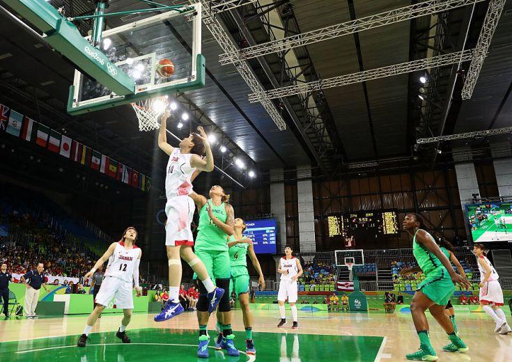 強いぞニッポン! 女子バスケ日本代表が開催国ブラジルに快勝して開幕2連勝を飾る