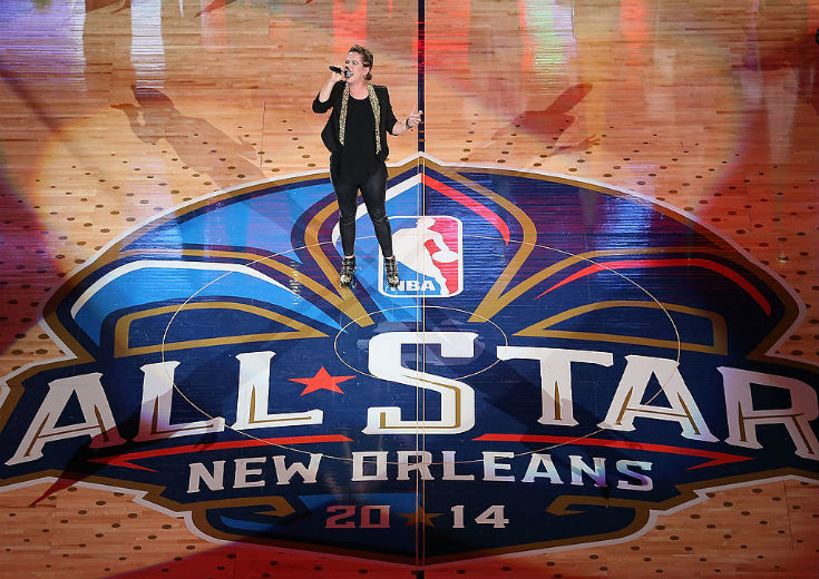 2017年のNBAオールスターゲーム開催地はニューオーリンズ!