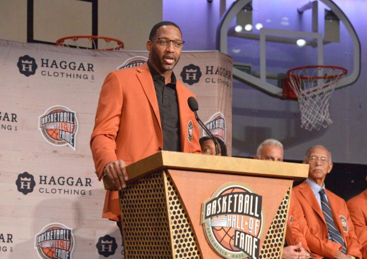 バスケットボール殿堂入りを果たしたトレイシー・マグレディが語る高校時代のハングリー精神「175番から1番になった」