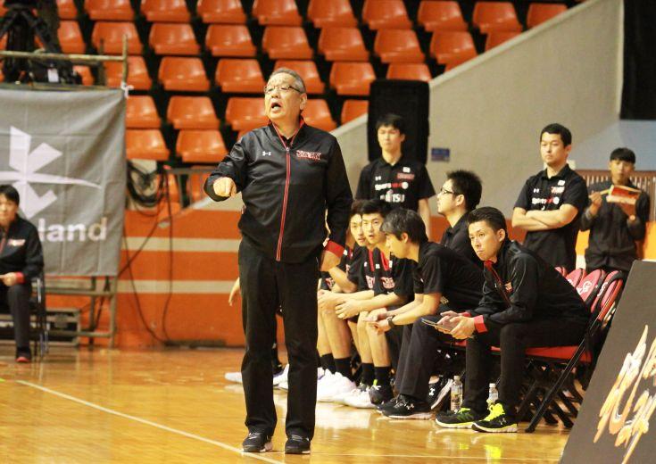 台湾遠征を終えた日本代表ヘッドコーチ、長谷川健志インタビューvol.1「引いた姿勢では国際大会なんて勝てっこない」