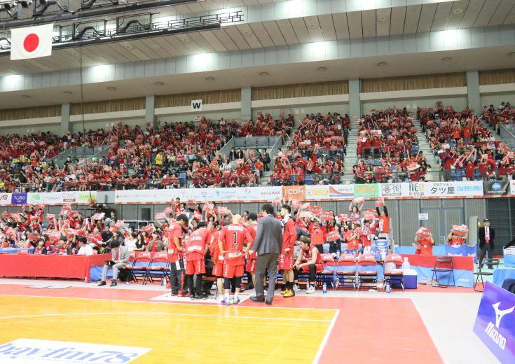 NBL新記録の6835人を集めた千葉、栃木相手に惜敗